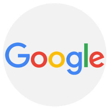 how to change the google logo into your name